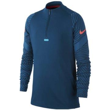 Nike RollkragenpulloverNike Dri-FIT Strike - BV9459-432 blau
