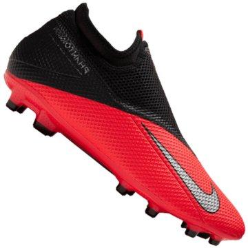 Nike Nocken-SohlePHANTOM VSN 2 ACADEMY DF FG/MG rot
