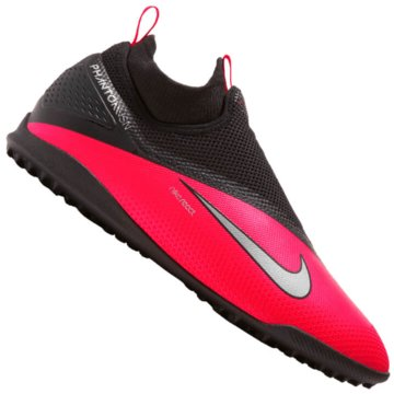 Nike Multinocken-SohleReact Phantom Vision II Pro Dynamic Fit TF rot