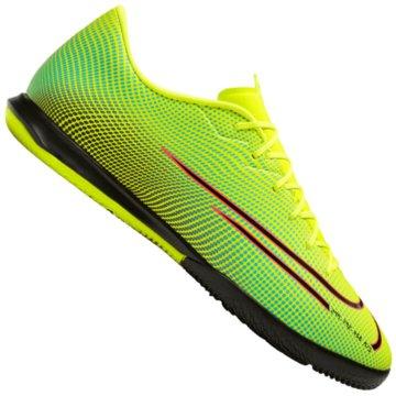 Nike Hallen-SohleNike Mercurial Vapor 13 Academy MDS IC - CJ1300-703 gelb