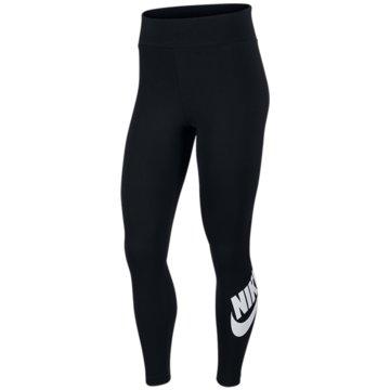 Nike TightsNike Sportswear Women's High-Waisted Leggings - CJ2297-011 schwarz