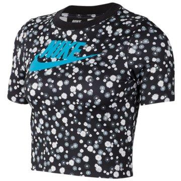 Nike T-ShirtsNike Sportswear Heritage - CJ2475-011 schwarz