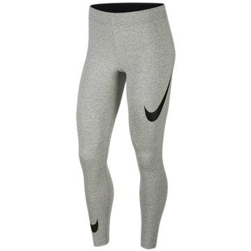 Nike TightsNike Sportswear Leg-A-See Swoosh - CJ2655-063 grau