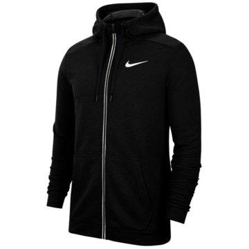 Nike SweatjackenNike Dri-FIT Men's Full-Zip Training Hoodie - CJ4317-010 -