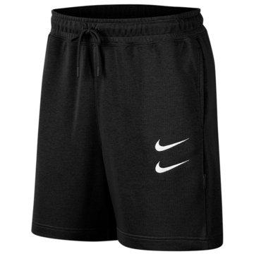 Nike kurze SporthosenNIKE SPORTSWEAR SWOOSH MEN'S FRENC schwarz