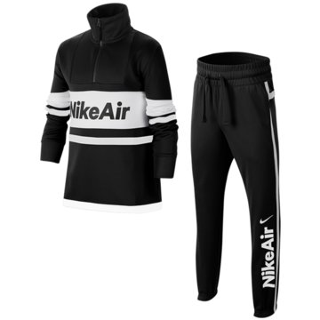 Nike TrainingsanzügeNike Air Big Kids' (Boys') Tracksuit - CJ7859-010 schwarz