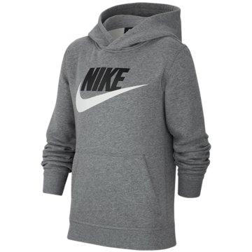 Nike HoodiesNike Sportswear Club Fleece - CJ7861-091 grau