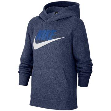 Nike HoodiesNike Sportswear Club Fleece - CJ7861-410 blau