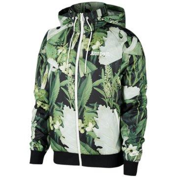 Nike SweatjackenNike Sportswear JDI Windrunner - CK8075-083 grün