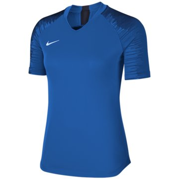Nike FußballtrikotsW NK DRY STRKE JSY SS - CN6886 blau