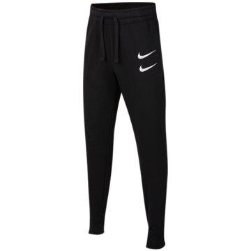 Nike JogginghosenNike Sportswear Swoosh Big Kids' Pants - CT8989-010 schwarz