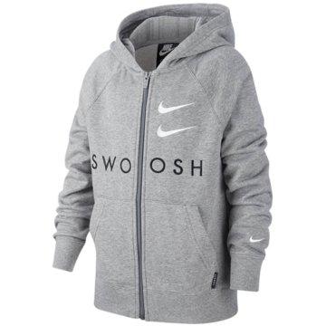 Nike SweatjackenNike Sportswear Swoosh - CT9452-091 grau