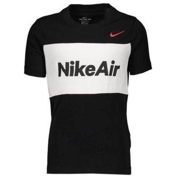 Nike T-ShirtsNike Air Big Kids' (Boys') T-Shirt - CV2211-010 schwarz