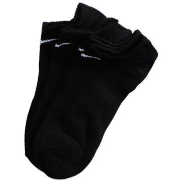 Nike Hohe SockenEveryday Lightweight No-Show Socks 3PPK -