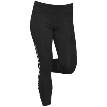 asics TightsKATAKANA CROP TIGHT - 2012A946 schwarz