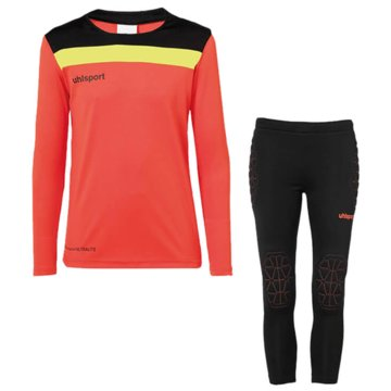 Uhlsport Torwarttrikots orange