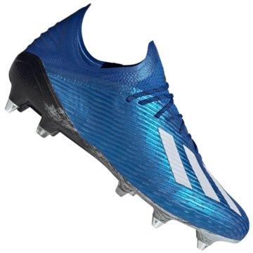 adidas Stollen-Sohle blau