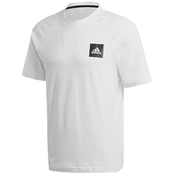 adidas T-ShirtsMHE TEE STA - FI4029 weiß