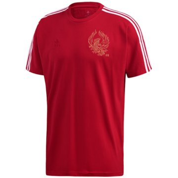 adidas Fan-T-ShirtsAFC CNY TEE - FH7893 -