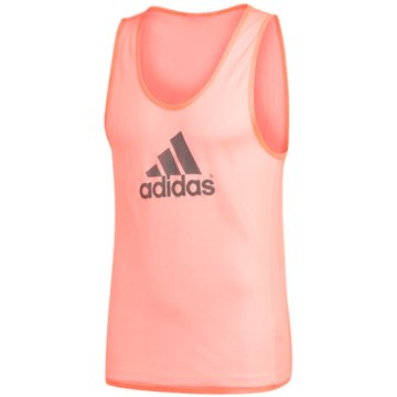 adidas Tanktops orange