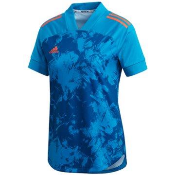 adidas Fußballtrikots blau