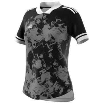 adidas Fußballtrikots schwarz