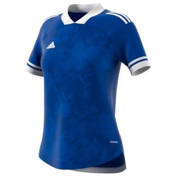 adidas FußballtrikotsCONDIVO20 JSY W - FT7248 blau