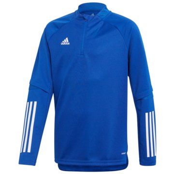 adidas PulloverCONDIVO 20 TRAININGSOBERTEIL - FS7128 blau
