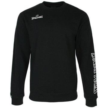 Spalding BasketballtrikotsTEAM II CREWNECK - 3002084 schwarz