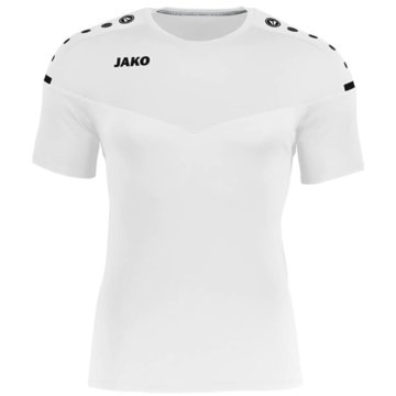 Jako T-ShirtsT-SHIRT CHAMP 2.0 - 6120 weiß