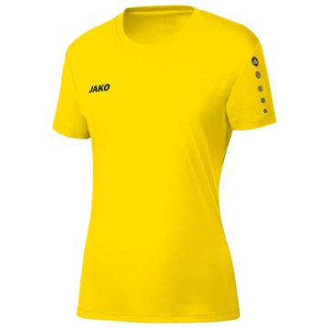 Jako FußballtrikotsTRIKOT TEAM KA DAMEN - 4233D gelb