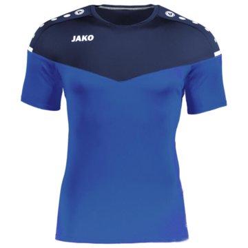 Jako T-ShirtsT-SHIRT CHAMP 2.0 - 6120K 49 blau