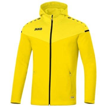 Jako SweaterKAPUZENJACKE CHAMP 2.0 - 6820D 3 gelb