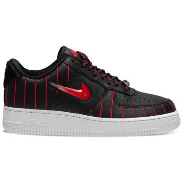 Nike Sneaker LowW AIR FORCE 1 JEWEL QS - CU6359-001 schwarz