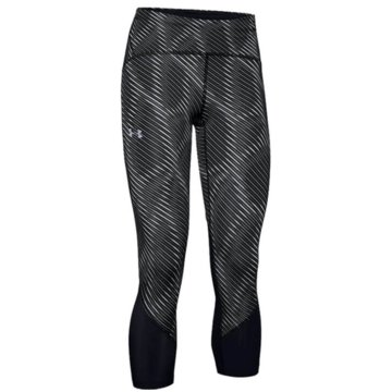Under Armour 3/4 SporthosenM RUSH RUN STAMINA TIGHT - 1350150 schwarz
