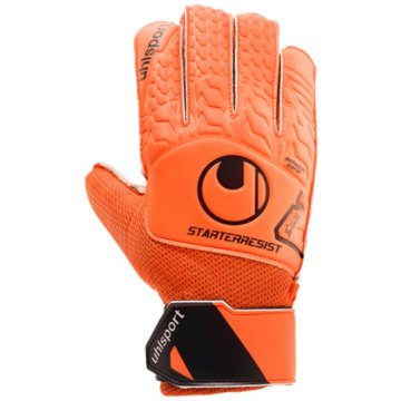 Uhlsport TorwarthandschuheSTARTER RESIST - 1011161 orange