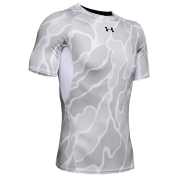Under Armour FunktionsshirtsTECH 2.0 SS TEE NOVELTY - 1345317 grau