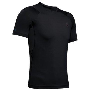 Under Armour Funktionsshirts schwarz