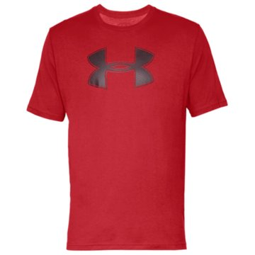 Under Armour T-ShirtsBIG LOGO SS-BLK - 1329583 600 rot
