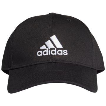 adidas CapsBASEBALL KAPPE - FK0891 schwarz