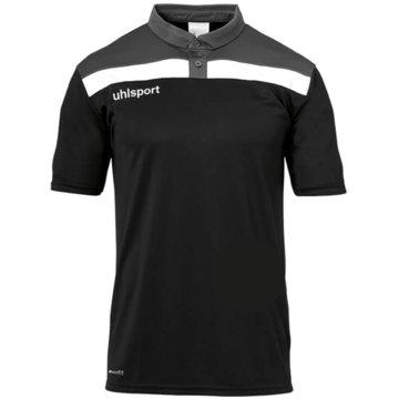Uhlsport PoloshirtsOFFENSE 23 POLO SHIRT - 1002213 schwarz