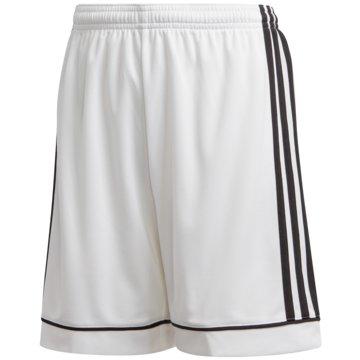 adidas FußballshortsSQUADRA 17 SHORTS - GH1668 weiß