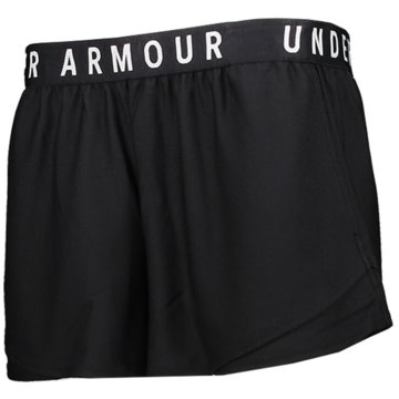 Under Armour kurze Sporthosen PLAY UP SHORTS 3.0 - 1344552 schwarz