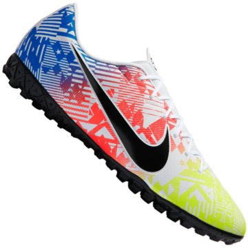 Nike Multinocken-SohleNike Mercurial Vapor 13 Academy Neymar Jr. TF Artificial-Turf Soccer Shoe - AT7995-104 bunt