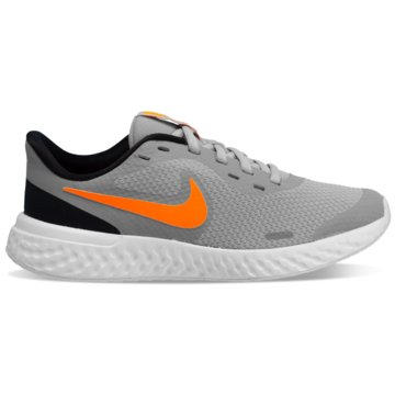 Nike Sneaker LowNike Revolution 5 Big Kids' Running Shoe - BQ5671-007 grau