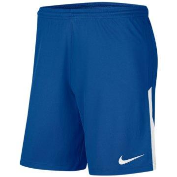 Nike FußballshortsDRI-FIT LEAGUE KNIT II - BV6863-477 blau