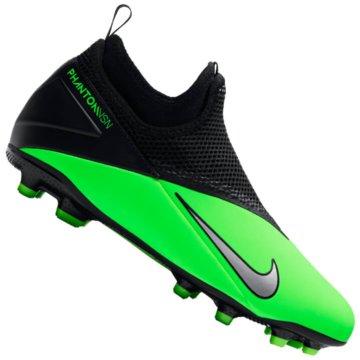 Nike Nocken-SohleNike Jr. Phantom Vision 2 Academy Dynamic Fit MG Little/Big Kids' Multi-Ground Soccer Cleat - CD4059-306 grün