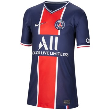 Nike Fan-TrikotsParis Saint-Germain 2020/2021 Stadium Home Big Kids' Soccer Jersey - CD4508-411 -