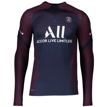 Nike Fan-Pullover & SweaterParis Saint-Germain VaporKnit Strike Men's Soccer Drill Top - CD4895-411 -