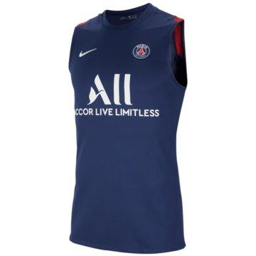 Nike Fan-T-ShirtsParis Saint-Germain Strike Men's Sleeveless Soccer Top - CD4902-411 -